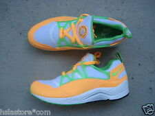 Nike Air huarache light 42 Atomic mango/Action Green-White