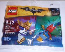 New LEGO 30607 The Batman Movie Disco & Tears of a Clown Minifigures Free Ship!