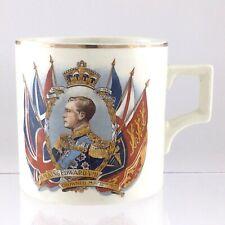 HM King Edward VIII Crowned May 12th 1937 England United Kingdom Small Mug M488