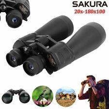 Sakura 20-180x100 70mm Night Vision Binocluar Telescope - Black