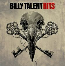BILLY TALENT - HITS: DELUXE EDITION CD & DVD ALBUM SET (February 23rd 2015)