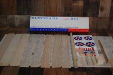 Vintage Cleveland Boeing P-26 Pursuit balsa wood plane NOS never started