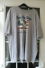 bass pro shops fish tshirt mens size XXL