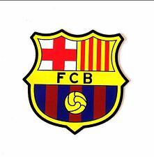 Equipo de fútbol Barcelona Souvenir Crest Hierro En Parche Insignia