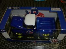 M2 Machines Chase 1/24 VP Racing 1956 Ford F-100 Pickup 1/500