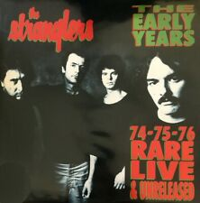 THE STRANGLERS - THE EARLY YEARS 74-75-76 RARE LIVE & UNRELEASED