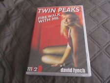 "DVD NEUF ""TWIN PEAKS : FIRE WALK WITH ME"" de David LYNCH"