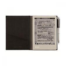 NEW! Sharp Electronic Memo Pad Handwriting Notebook WG-S30-B Black Free Shipping