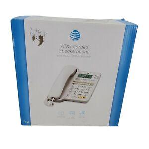 ATT  CL2909 Home Office Speaker Phone & Caller ID Desk Wall Mount Call Waiting