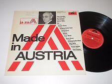 LP/MADE IN AUSTRIA/Polydor 2480627/GEORG DANZER/FEZ/MORAK/MAGIC MAIL/WILFRIED