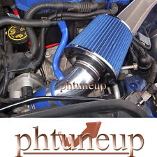 Blue K/&N Filter for 2006 Mini Cooper S MT HPS SRI Short Ram Air Intake