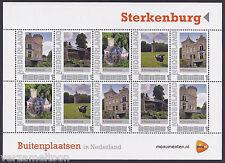 NVPH 2751-Ae-43: BUITENPLAATSEN IN NEDERLAND Nr. 13: STERKENBURG vel postfris