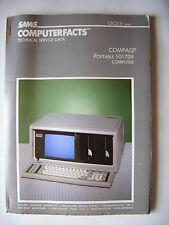 Sams Photofact CSCS-15  Computerfact Manuel Compaq101709
