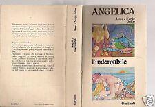 ANGELICA L'INDOMABILE -ANNE SERGE GOLON- RARO! - SL2