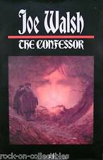 Eagles Joe Walsh 1985 The Confessor Original Promo Poster