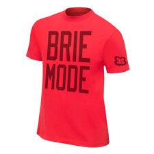 WWE Authentic Men's Brie Mode T-Shirt XL