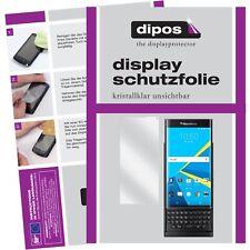 2x BlackBerry Priv Lámina protectora protector de pantalla claro Dipos
