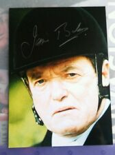 """Midsomer Murders James Bolam Signed 7"""" x 5"""" Photograph"""