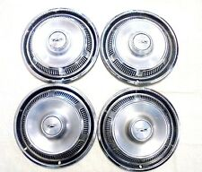 "1969 Ford Falcon 14"" Hub Caps - Set of 4"