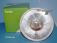 RefleKtor 7 inch Lucas mit E nummer H4 Birne gewölbt Headlamp Beam Unit domed