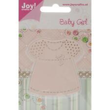 "Joy! Crafts Cut & Emboss Die ~ Baby Girl Dress, 2.25""X2.5"" JC20213 ~ NIP"