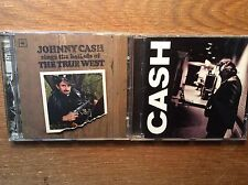 Johnny Cash [2 CD ALBUM] American III + Cavallina The Ballads of The True West