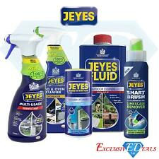 More details for jeyes fluid cleaning products multi-use, outdoor, limescale, fresh bin, bbq oven