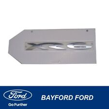 REAR TAILGATE BADGE FORD BA BF FALCON XR6 GENUINE FORD PART