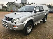 Mitsubishi L200 WARRIOR ....NO VAT..