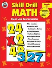Skill Drill Math: Multiplication & Division, Grade 3