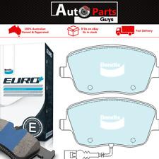 VW POLO 2001 - 2009 Bendix EURO Brake Pad Set Front DB2032 EURO+