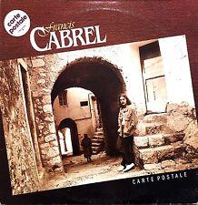 Francis Cabrel LP Carte Postale - Europe (VG/M)