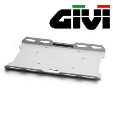 Porte-sac GIVI EX2M aluminium 420mm x 300mm sac selle rouleau M5 M7 M5M M6M NEUF