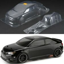 NEW HPI Sprint 2 Sport / E10 2011 Scion TC Clear Body w/Decal 200mm 106940