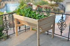 Raised / Elevated Garden Bed. Timber / Wood. Grow herbs and vegetables.