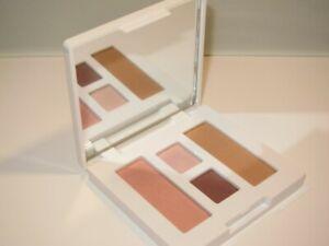 Clinique Eye shadow Duo Rose Wine ~True Bronzer Sunkissed ~ Blusher Pink Blush