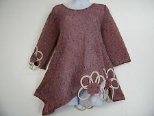 Markenlose hüftlange Damenblusen, - tops & -shirts aus Baumwollmischung