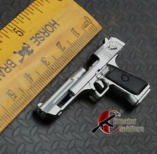 "Custom 1/6 Scale Desert Eagle Gun Mode For 12"" Action Figure Weapons"