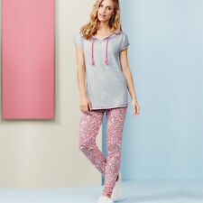 Full Length Cotton Paisley Everyday Nightwear for Women