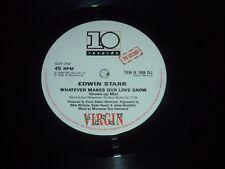 "EDWIN STARR - Whatever Makes Our Love Grow - 1988 UK 2-track 12"" Vinyl Single"