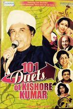101 Duets Of Kishore Kumar - 101 Bollywood Songs DVD, 101 Songs In 3 DVD Set