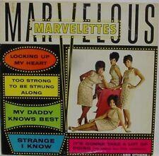 """MARVELETTES- """"MARVELOUS MARVELETTES""""~""""VG/VG""""ORIGINAL 1963 TAM-237~LP!!!"""