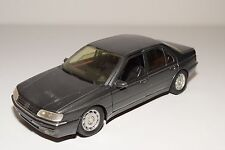 SOLIDO PEUGEOT 605 METALLIC GREY EXCELLENT CONDITION
