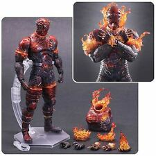 Metal Gear Solid V: The Phantom Pain The Man on Fire Play Arts Kai