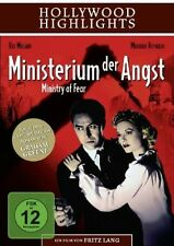 Fritz Lang, Ministerium der Angst- Ray Milland, 1944- ministry of fear