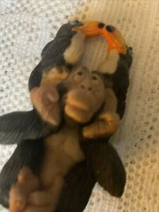 Cheeky Monkey Collectable World Toucans, One Can't Tou Can U.K. P/p Inc
