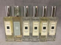 JO MALONE Cologne Choose Fragrance 1oz New Unboxed