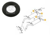 Exhaust System Holder /Retaining Ring /Rubber - FEBI BILSTEIN 05075