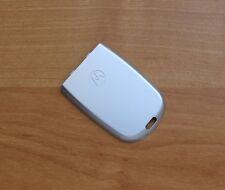 Original Motorola v500 ACCU séparé Couvercle, battery cover (nouveau, argent)