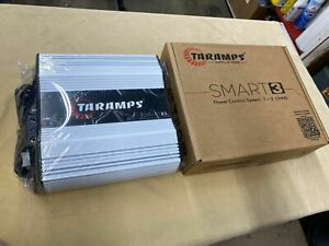 Taramps Smart3 Amplifier 1 or 2 Ohm Amp 3000 3K Compact Car Audio Bass Amplifier